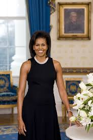 michelle obama official photo