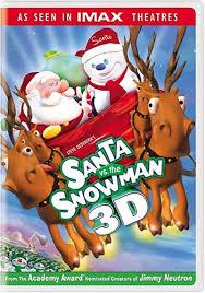 santa vs the snowman 3d