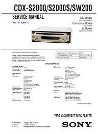 cdx s2000