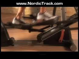 nordic track ellipse