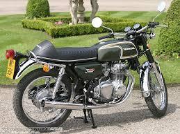 old honda motorcycle