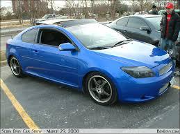 blue scion