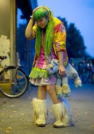 fluro fashion