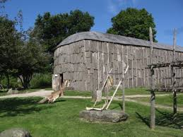 iroquois indians longhouse
