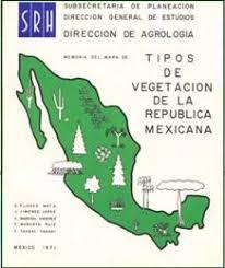 vegetacion en mexico