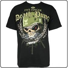 5 finger death punch shirts