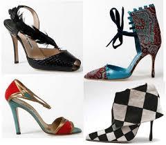 disenadores de zapatos