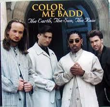 color me badd album
