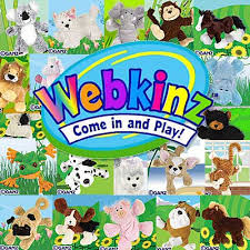 pictures of webkinz stuffed animals