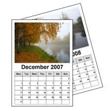 pictures calendar