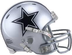dallas cowboys football helmet
