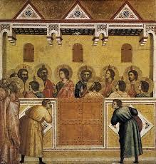 Pentecost (Egg Tempera on