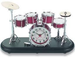 drum clocks