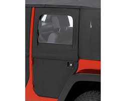 jeep soft doors