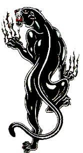 black panther tattoo pics