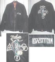 led zeppelin jacket