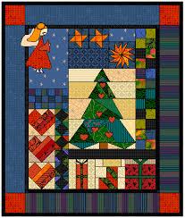 christmas quilt designs