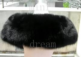 fox fur collars
