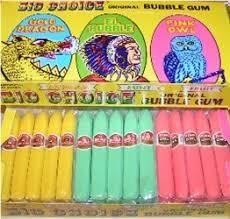 gum cigars