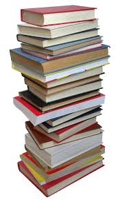 picture of a stack of books