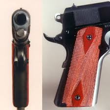 rosewood grips