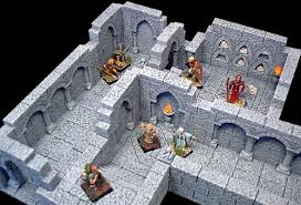 dungeon miniatures