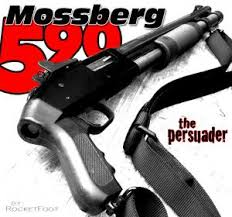 mossberg 590 cruiser