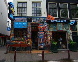coffee shops of amsterdam