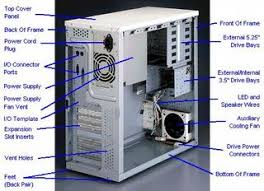 pc tower parts