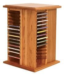 cd rack wood