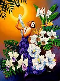 hawaiian artist
