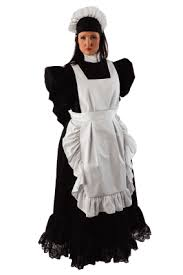 victorian maid outfit