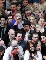 zombies reales