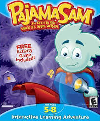 pajama sam no need to hide