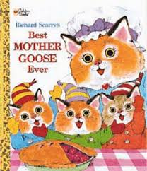 richard scarry mother goose