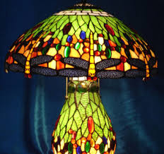 genuine tiffany lamp