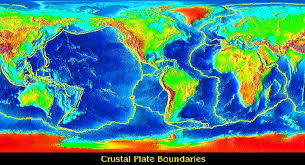 earth fault lines