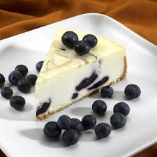 bluberry cheese cake