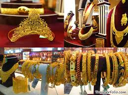 indian gold design