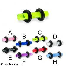 8 ear gauges