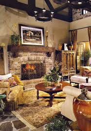 fire place stones