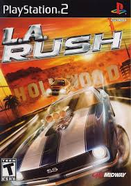 la rush playstation 2