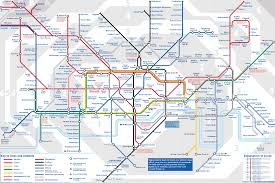 london underground subway