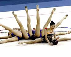ritmik jimnastik