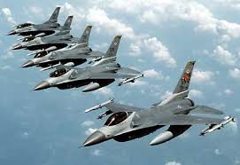 f 16 fighters