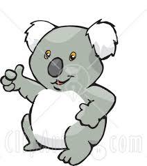 koala bear cartoon