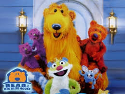 bear in big blue house