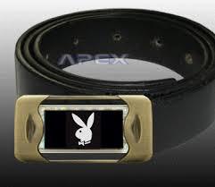 flashing belt