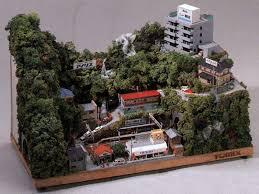 miniature scene