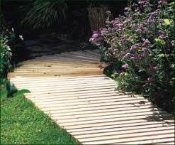 backyard walkways